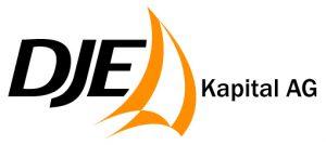 Logo DJE KAG pos Pant.137C
